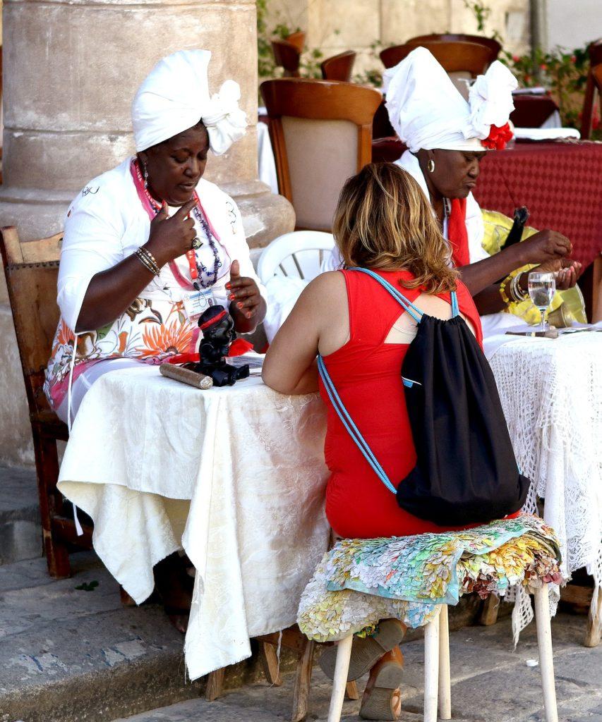 Cuban Fortunetellers