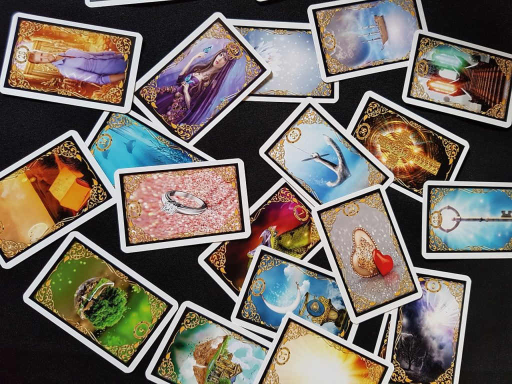 New Age Cards